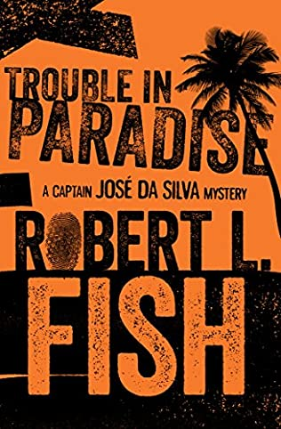book cover of Trouble in Paradise