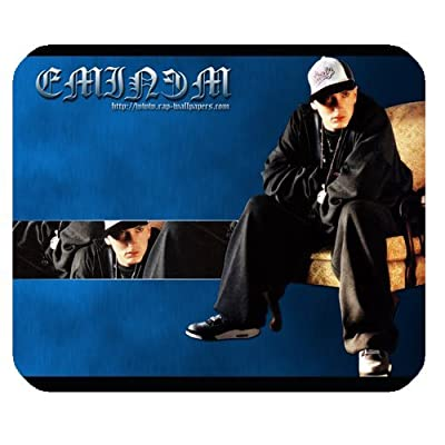 Custom Standard Rectangle Gaming Mousepad - Eminem Mouse Pad WRM-442