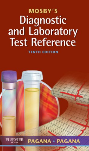 Mosby's Diagnostic and Laboratory Test Reference - eBook