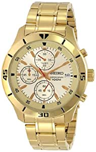 Seiko Men's SKS404P1  Stainless Steel Watch
