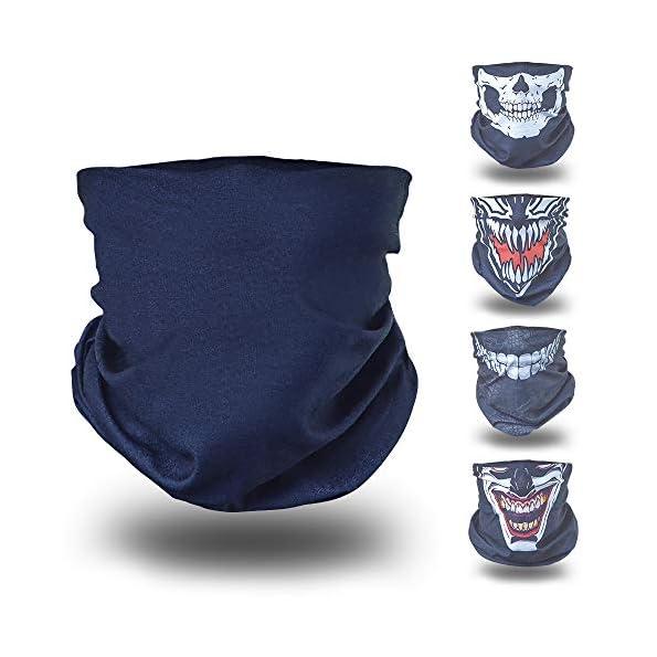 BlackNugget–Bedrucktes-Multifunktionstuch-mit-ausgefallenem-Design-Hochwertige-Sturmhaube-als-Wrm-und-Schutztuch-Halstuch-Face-Shield-Gesichtsmaske-Verschiedene-Muster