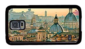 Hipster buy Samsung Galaxy S5 Case rome PC Black for Samsung S5 by icecream design