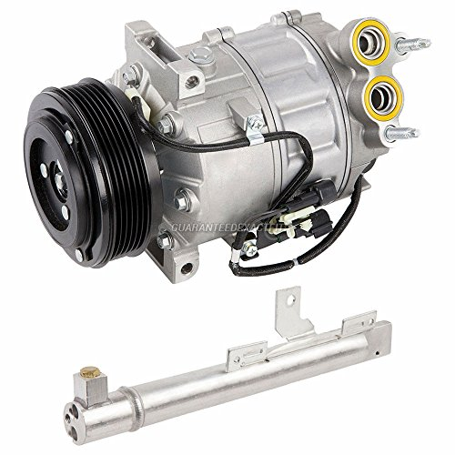 BuyAutoParts 60-02344NA New AC Compressor /& A//C Clutch For Volvo S60 S80 V70 XC60 XC70 XC90 Land Rover LR2