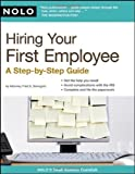 img - for Hiring Your First Employee: A Step-by-step Guide by Steingold, Fred S. (June 15, 2008) Paperback book / textbook / text book