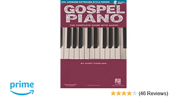 Gospel Piano: Hal Leonard Keyboard Style Series: Kurt