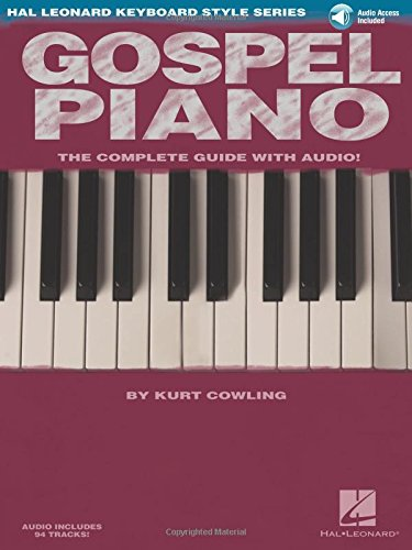Gospel Piano: Hal Leonard Keyboard Style Series