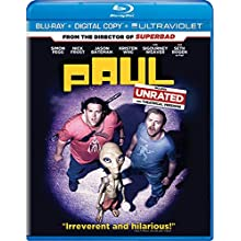 Paul [Blu-ray] (2011)