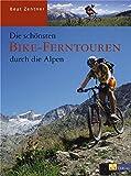 Die schönsten Bike-Ferntouren durch die Alpen