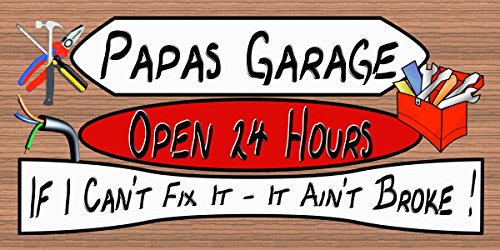 Papas Garage Open 24 Hours Review