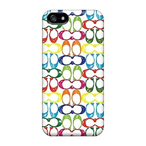 Durable Cases For The Iphone 5/5s- Eco-friendly Retail Packaging(brightscribble)