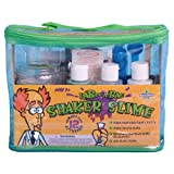 Science Kit - Lab in A Bag - Shaker Slime Set - Create and do more than 12 Slime Activities