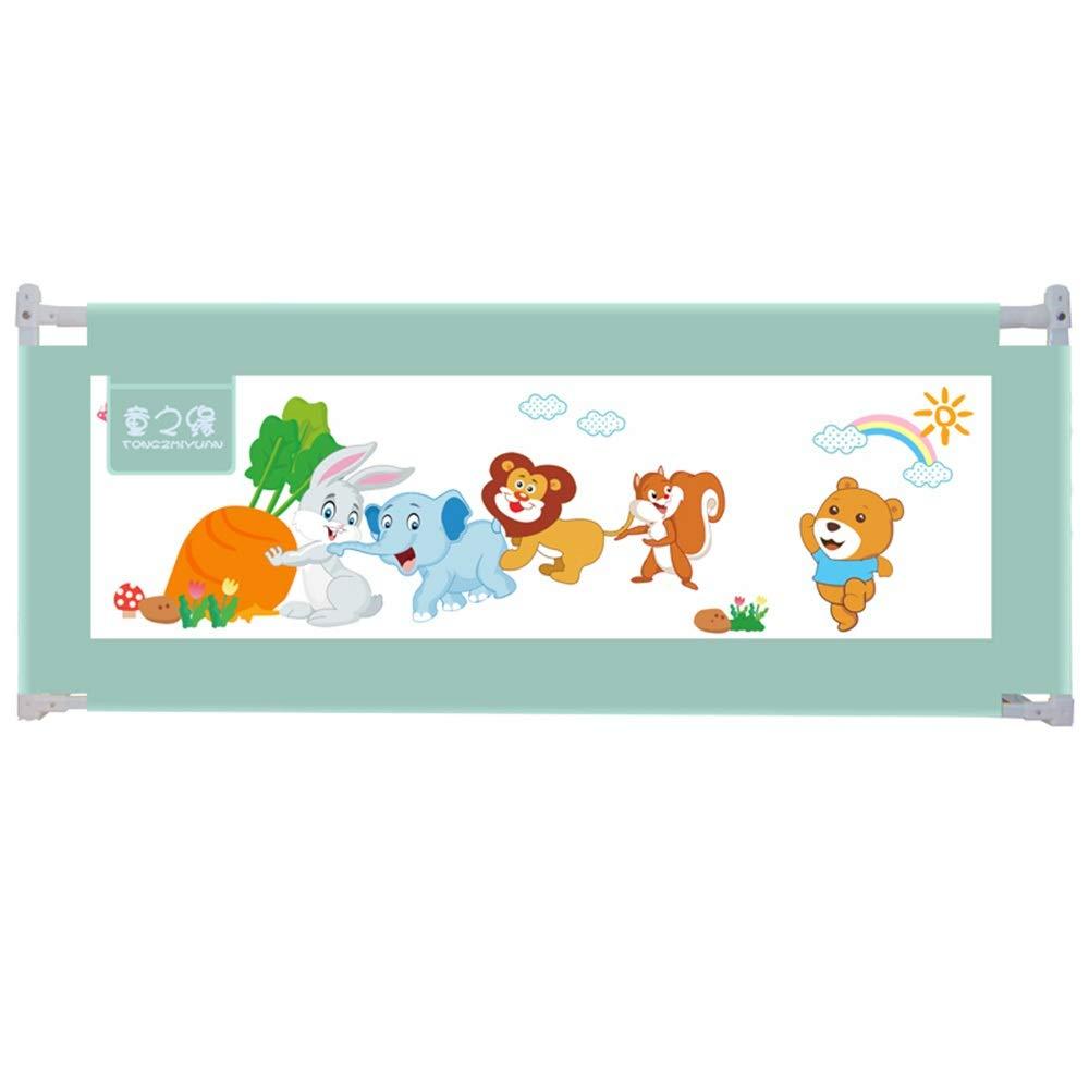 ベッドの柵の幼児赤ん坊の粉砕抵抗力がある塀の赤ん坊の子供のベッドの塀のベッドの監視携帯用および折り畳み式のベッドの柵 (Size : 220cm) 220cm  B07V2FHC5J