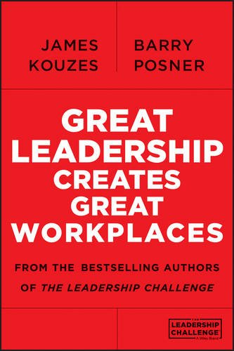 Leadership Creates Workplaces Jossey bass Format