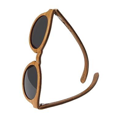 WOLA gafas de sol madera - SELVA lentes mujer, gafas de sol ...