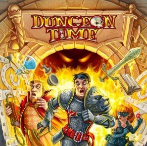 ARES Dungeon Time (Juego de Mesa en Castellano): Amazon.es ...