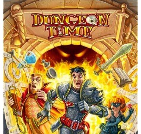 ARES Dungeon Time (Juego de Mesa en Castellano): Amazon.es: Juguetes y juegos