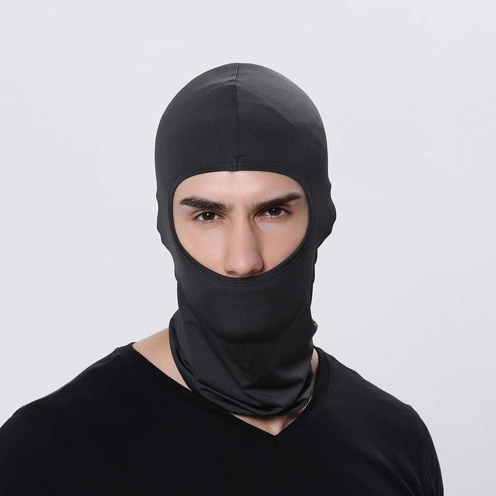 Cyberpunk 2019 Naklejka Windproof Sports Mask ,Suitable for Motorcycle Ski Mask Balaclava Outdoor Sports Riding Scarf Black