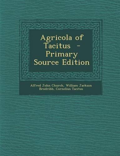 Download Agricola of Tacitus (Latin Edition) pdf epub