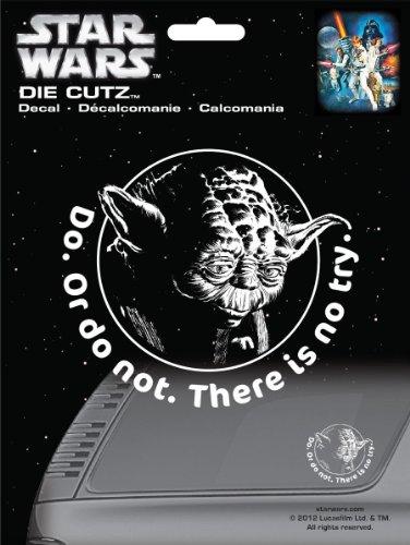 - CHROMA 3941 Star Wars Yoda Die Cutz Decal