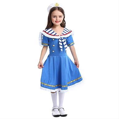 ZmnXnm Ropa Infantil De Halloween, Traje De La Marina Real ...