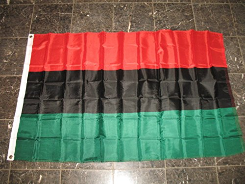 3X5 African Afro American Flag 3'X5' Banner Brass Grommets