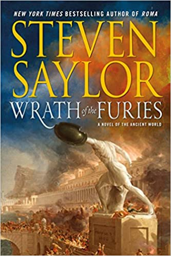 Wrath of the Furies: A Novel of the Ancient World PDF Free Download