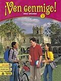 ?Ven conmigo!: Student Edition Level 2 2003