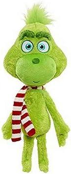 BeeUgy Kids The Grinch Toys Giocattoli di Natale Grinch Dog Set