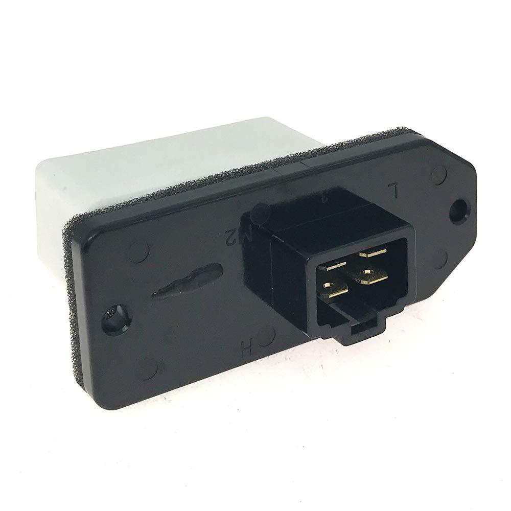 CENTAURUS A//C Air Conditioning Heater Fan HVAC Blower Motor Resistor Regulator Module 4720278 68004241AA 68004539AA 973-020 Replacement for Dodge Ram 1500 2500 3500 Jeep Grand Cherokee