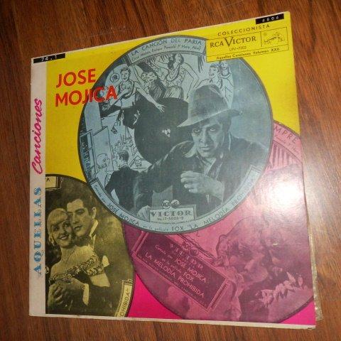 Jose Mojica , Aquellas Canciones (Aquellas Canciones Volumen XXII) RCA Victor / Vinyl ()