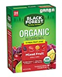 Black Forest Organic Fruit Snacks 24ct, Mixed Fruit, Certified USDA Organic, Fat Free & Gluten Free Assorted Flavors, 0.8 Ounce Bag, 24 Count Review