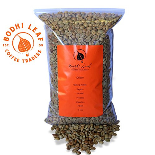5 LBS Guatemala Carrizal Unroasted Green Coffee Beans, 100% Specialty Arabica Caffeinated Coffee by Bodhi Leaf Trading Company (Image #5)