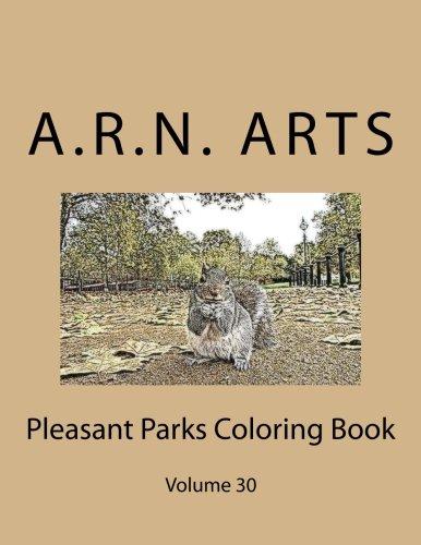 Download Pleasant Parks Coloring Book: Volume 30 PDF