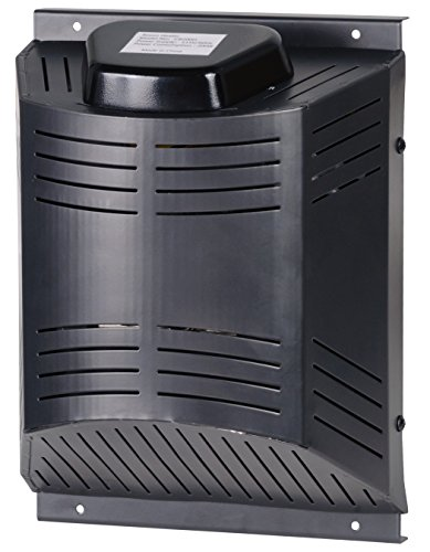 Climatesafe 200W Electric Dog House Heater with Chew Proof Cord & 3 Fan Settings for Pet Houses