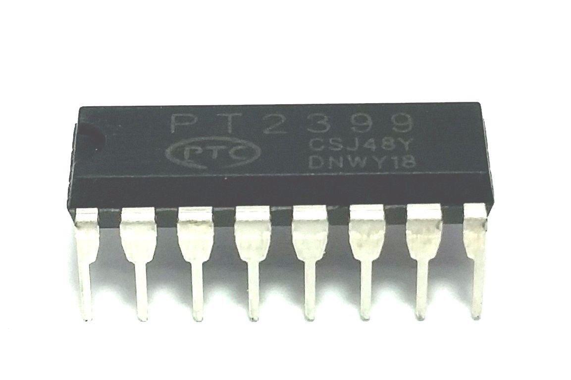 2 x PT2399 2399 Echo Audio Processor Guitar IC
