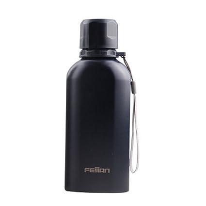 700 ml Fuerte Metal botella deporte al aire libre botella de ...