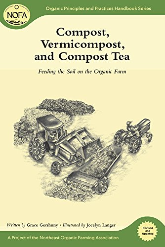 Compost, Vermicompost, and Compost Tea: Feeding the Soil on the Organic Farm (Organic Principles and Practices Handbook)