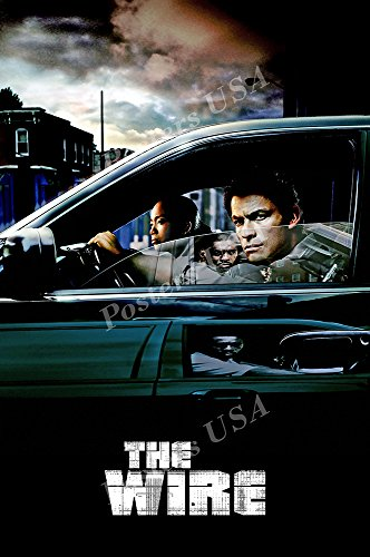 Posters USA - The Wire TV Series Show Poster GLOSSY FINISH - TVS415 (24