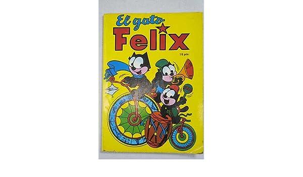 El gato Félix. El cubo mágico ; Las dos estatuas ; Juegos peligrosos ; Humor ; Leche a la fuerza: Amazon.com: Books