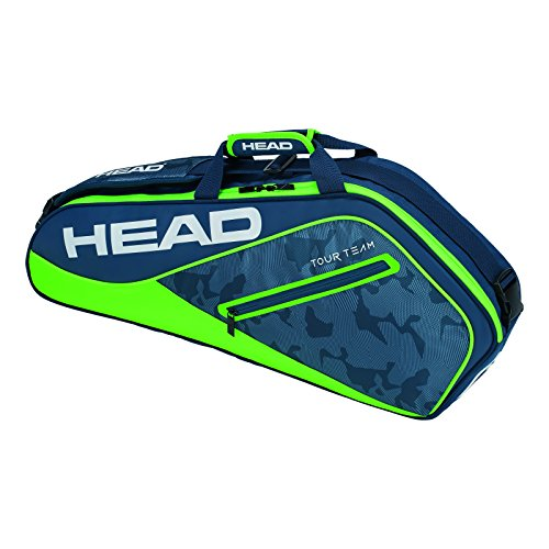 HEAD  Tour Team 3R Pro Tennis Bag Navy/Green