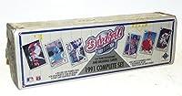 1991 Upper Deck MLB Baseball Cards Complete Factory Set (800 cards)