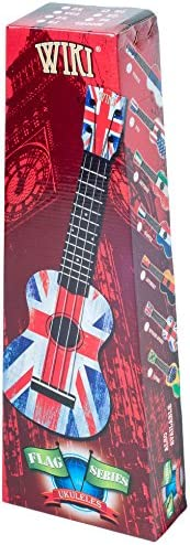 WiKi ukelele UK/RU diseño de la bandera de ruso blanco ...