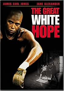 Amazon com: The Great White Hope: James Earl Jones, Jane
