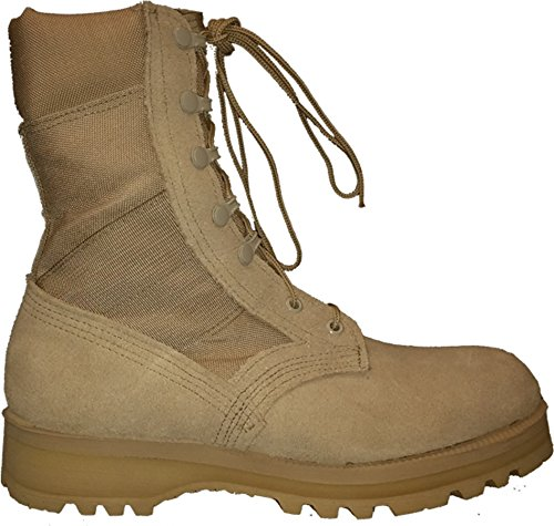 Bota Militar Y De Arranque Para Vehículos Calientes De Combate Para Hombre Gore-tex Twcb Desert Tan (09.0n, Belleville Desert Tan)