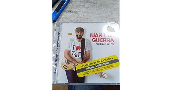 A SON DE GUERRA TOUR 440: JUAN LUIS GUERRA: Amazon.es: Música