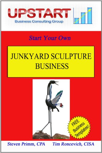 Junkyard Sculpture Business