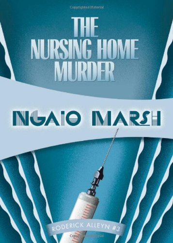 Book cover for The Nursing Home Murder