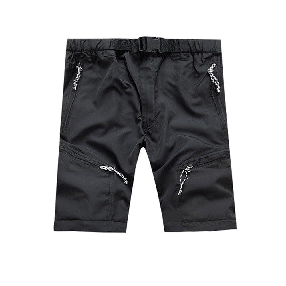Pantalones Deportivos Hombre Largos ♚ Absolute Pantalones Desmontables Pantalones de Escalada Hombre Pantalones de Secado r/ápido Pantalones Casuales 4 Colors S-3XL