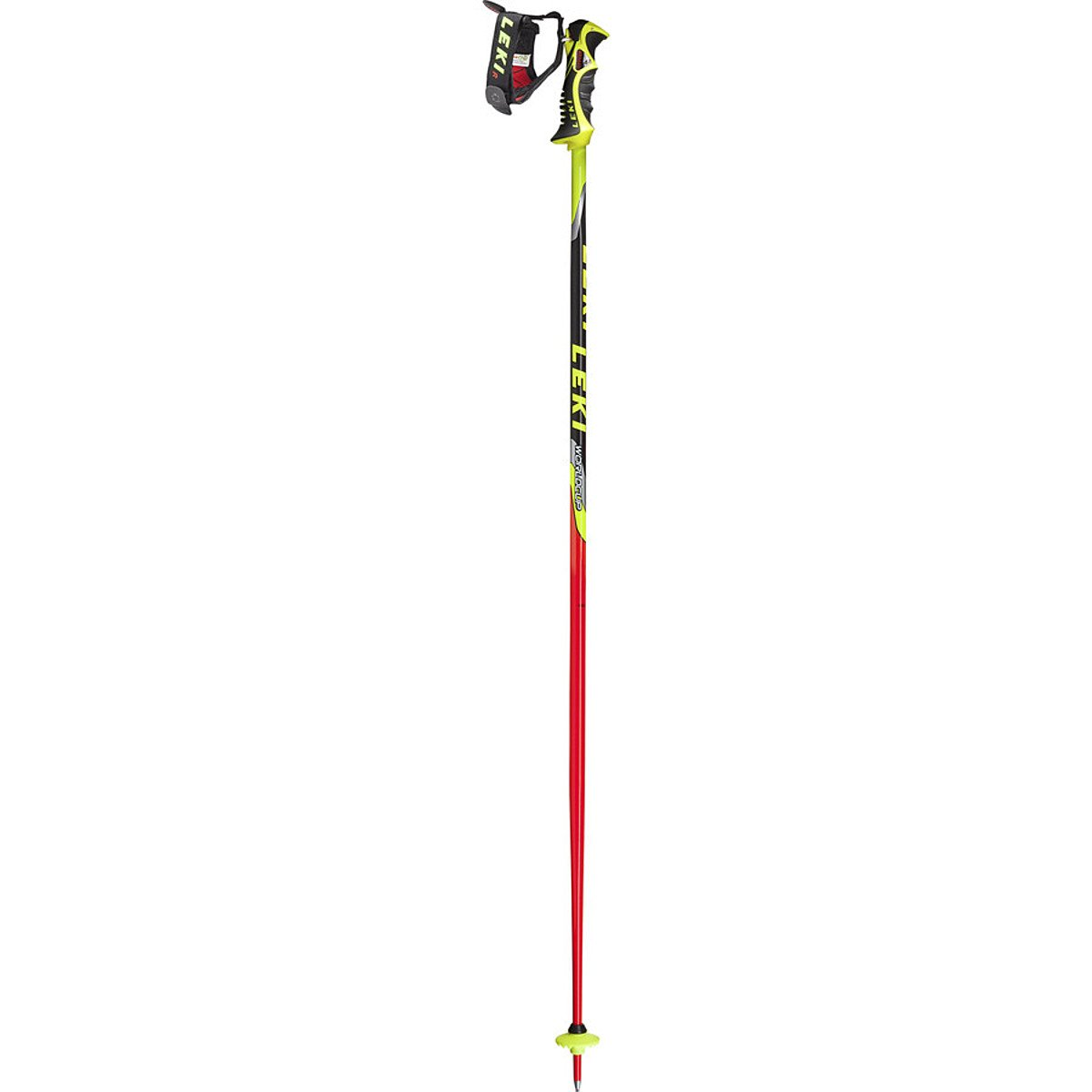 LEKI TBS WorldCup SL Trigger Ski Pole One Color, 52in(130cm) by Leki