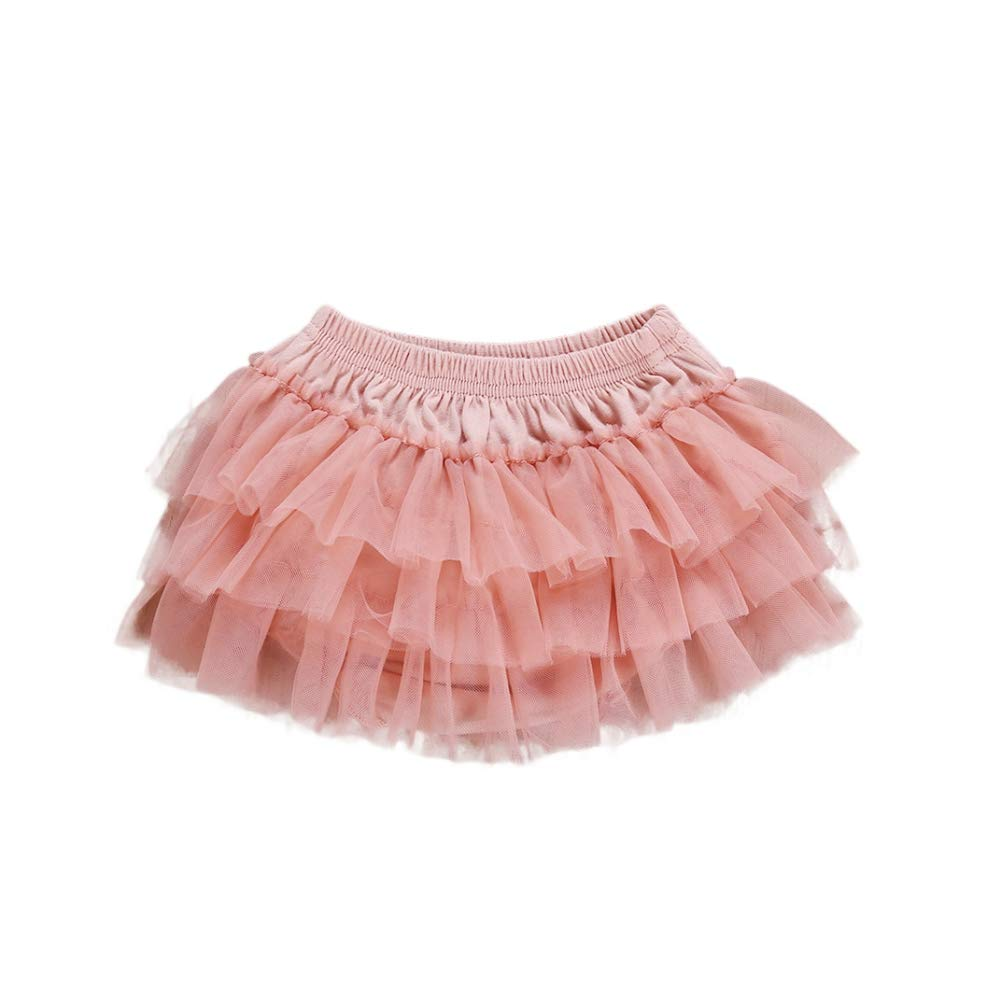 Bodysuit Hongyuangl Baby Girls Outfits Shorts Skirt /& Top Sets Bloomer Shorts Diaper Covers Tutu Skirt 2 Pieces 0-24 Months